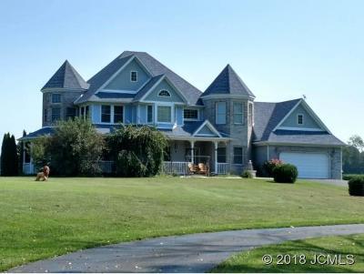 Madison Single Family Home For Sale: 4502 Sr 7