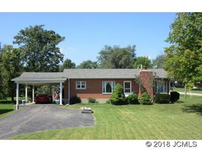 Single Family Home For Sale: 2009 Michigan Rd