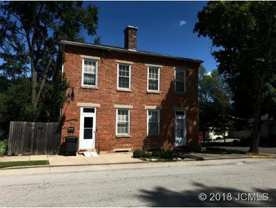 Single Family Home For Sale: 402 Presbyterian Av