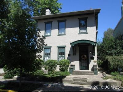 Madison IN Single Family Home For Sale: $292,500