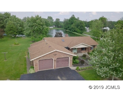 Jefferson County Single Family Home For Sale: 8646 New Bethel Rd