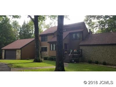 Jefferson County Single Family Home For Sale: 4987 Olive Branch Rd