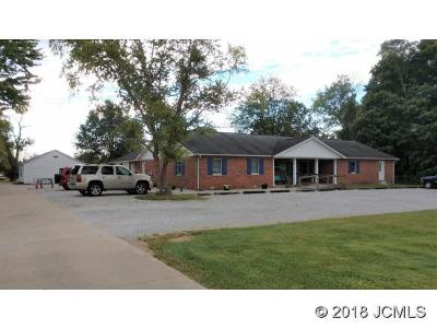 Madison IN Single Family Home For Sale: $339,900