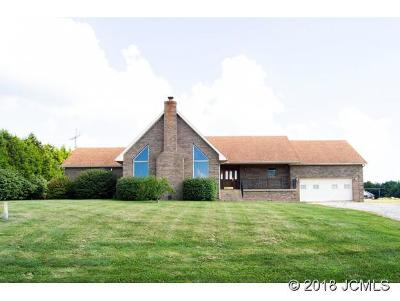 Single Family Home For Sale: 1711 McCord Ln