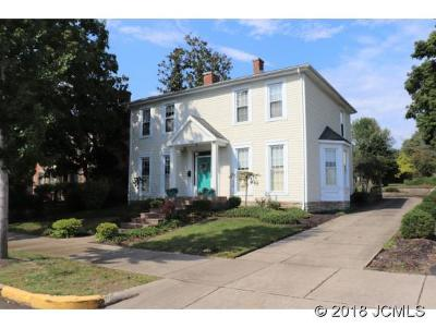 Single Family Home For Sale: 736 Main St