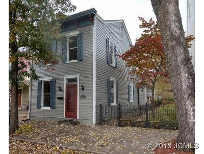 Single Family Home For Sale: 314 Third St