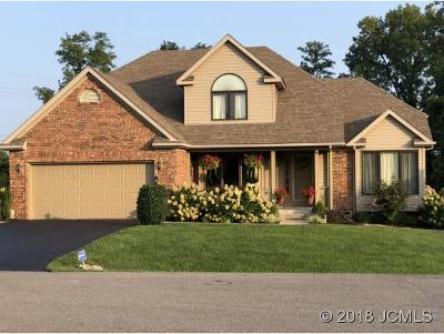 Madison Single Family Home For Sale: 2361 Sunset Ct