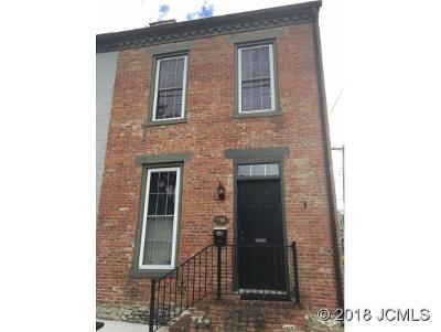 Single Family Home For Sale: 416 Cragmont St