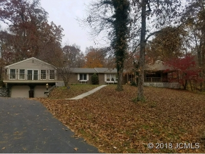 Jefferson County Single Family Home For Sale: 10454 Polk Rd