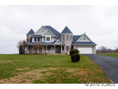 Jefferson County Single Family Home For Sale: 4502 Sr 7
