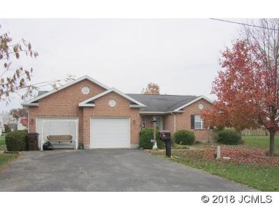 Hanover Single Family Home For Sale: 951 Grange Hall Rd