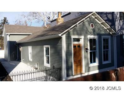 Single Family Home For Sale: 417 Third St