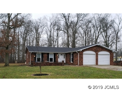 Jefferson County Single Family Home For Sale: 5080 Us 421