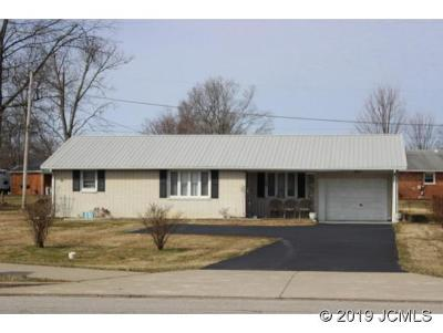 Madison IN Single Family Home For Sale: $117,900