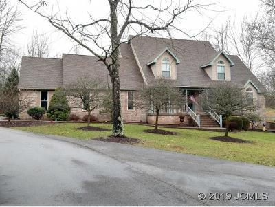 Single Family Home For Sale: 223 Miles Ridge Rd
