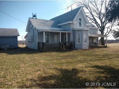 Farm & Ranch For Sale: 7256 Scotts Ridge Rd