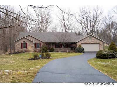 Single Family Home For Sale: 1117 Autumnwood Ln
