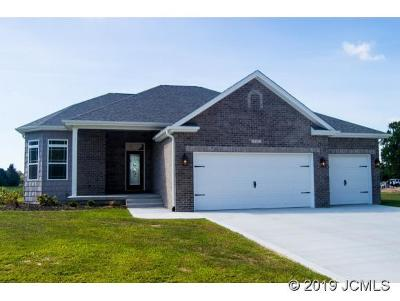 Single Family Home For Sale: 115 Marion Dr