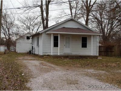 Single Family Home For Sale: 1415 Crozier Av