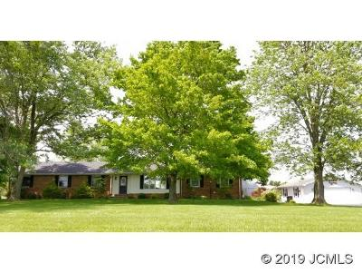Madison Single Family Home For Sale: 1169 Simmons Rd