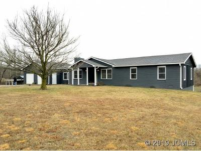 Single Family Home For Sale: 10800 700 W