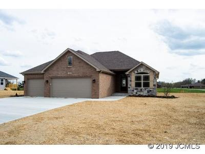 Single Family Home For Sale: 105 Marion Dr