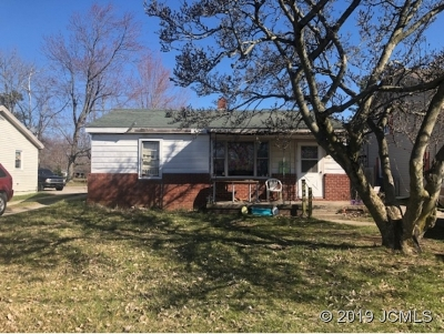 Single Family Home For Sale: 1740 Clifty Dr