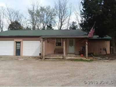 Jefferson County Single Family Home For Sale: 3500+ Jefferson Lake Rd