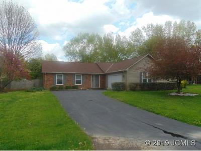 Madison IN Single Family Home For Sale: $181,900
