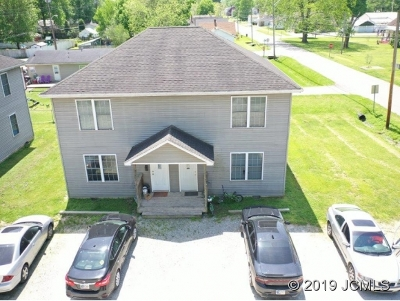 Multi Family Home For Sale: 305 Seminary St