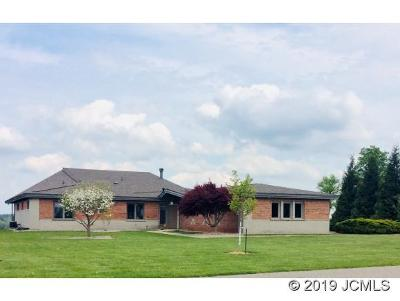 Single Family Home For Sale: 3225 River Bluff Dr