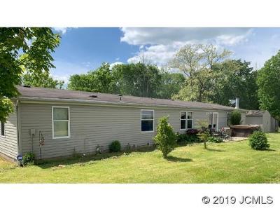 Single Family Home For Sale: 51 Vernon Ridge Rd