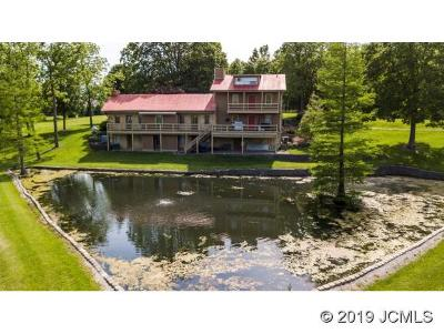 Madison Single Family Home For Sale: 170 Indian Cave Rd
