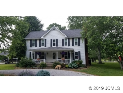 Single Family Home For Sale: 224 Springs Creek Lane