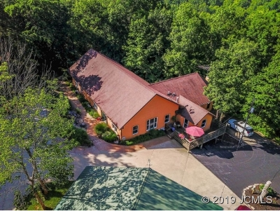 Madison Single Family Home For Sale: 4836 Turkey Branch Rd