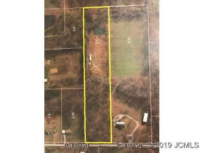 Residential Lots & Land For Sale: 5189 Davis Rd