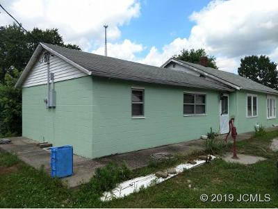 Single Family Home For Sale: 1987 Sr 3