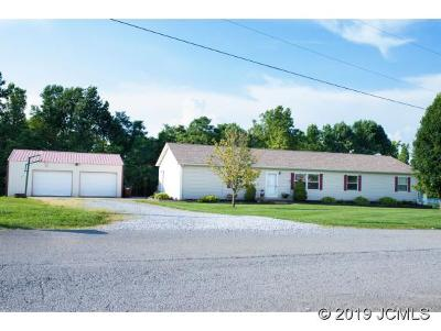 Single Family Home For Sale: 220 Persell Rd