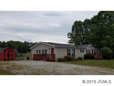 Jefferson County Single Family Home For Sale: 6596 Chicken Run Rd