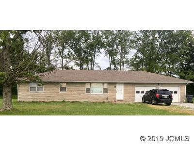 Madison IN Single Family Home For Sale: $129,900