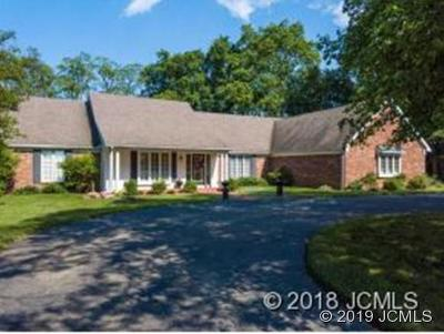 Hanover Single Family Home For Sale: 1231 Riverview Dr