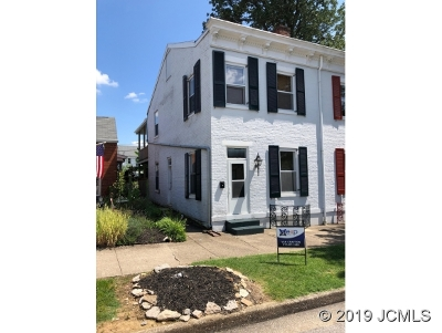 Madison IN Single Family Home For Sale: $134,900
