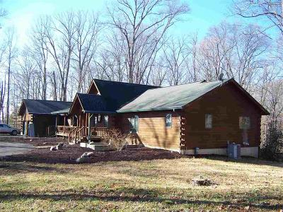 Columbus Single Family Home For Sale: 7350 West Co. Rd. 250 S.
