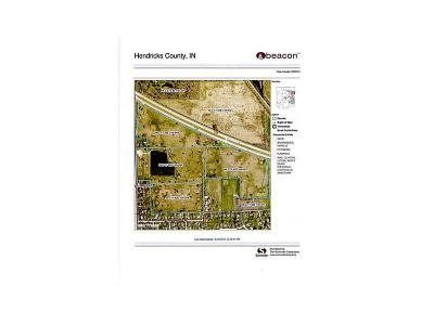 Brownsburg Commercial Lots & Land For Sale: 4705 North County Road 1000 E