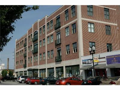 Indianapolis Condo/Townhouse For Sale: 757 Massachusetts Avenue #501