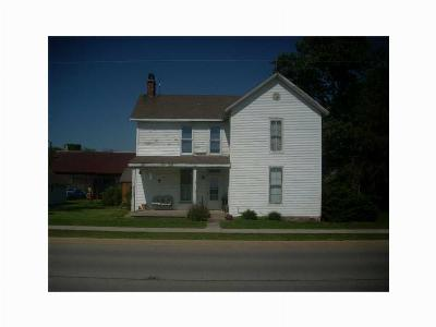Greenwood Single Family Home For Sale: 1204 North Graham Road