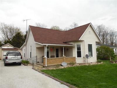 Saint Paul IN Single Family Home For Sale: $79,900