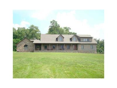 Owen County Single Family Home For Sale: 6446 Old Cuba Road