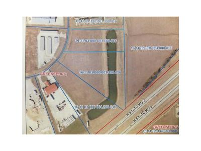 Decatur County Commercial Lots & Land For Sale: 1234,1228,1222 North Park V Drive