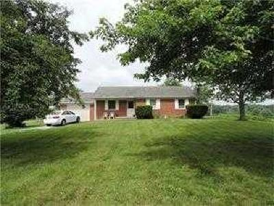 Sheridan, Fortville, Carmel, Noblesville, Atlanta Farm For Sale: 18483 Mallery Road